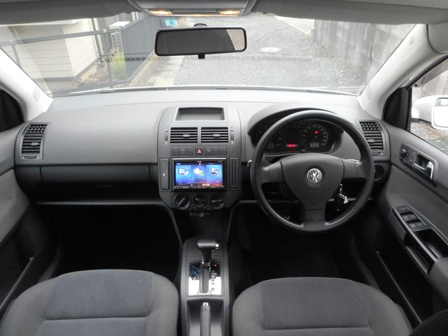 フォルクスワーゲン VW ポロ 1.4 コンフォートライン 社外ナビTV ETC