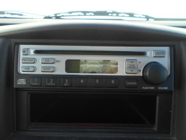 スズキ MRワゴン G 純正CDデッキ キーレス ドアロック連動開閉ドアミラー