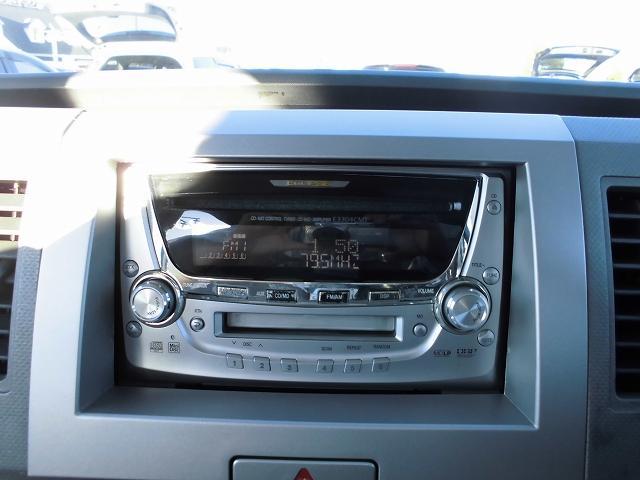 【オーディオ】ここにあなたのお気に入りのCDをいれてドライブを楽しんでください^^