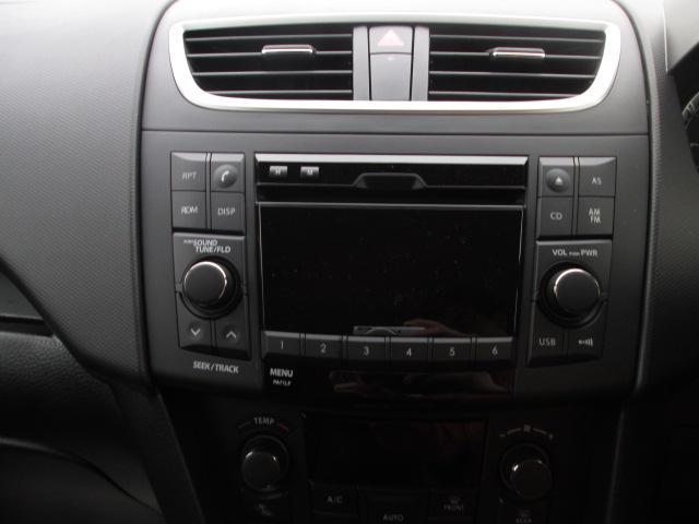 スズキ スイフト XG プッシュスタートキー オートエアコン CDラジオ