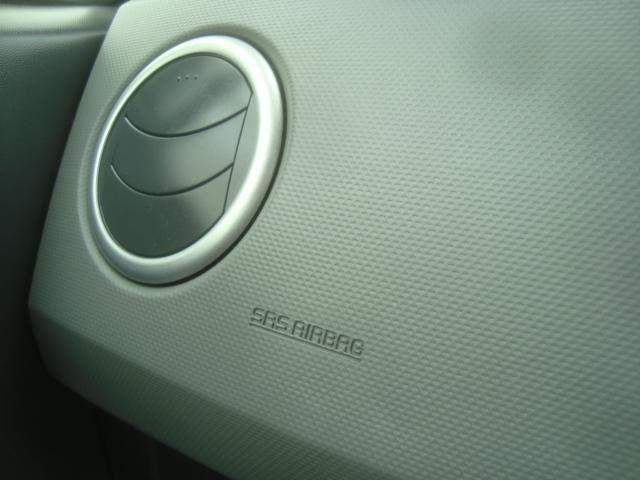 Wエアバック装備なので助手席も安心です!!