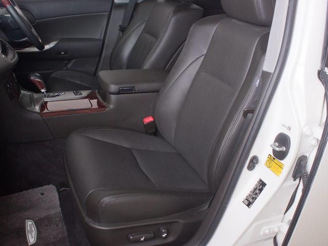 トヨタ クラウンハイブリッド G‐PKG 後期型 1オーナー 黒本革 プリクラVIPシート