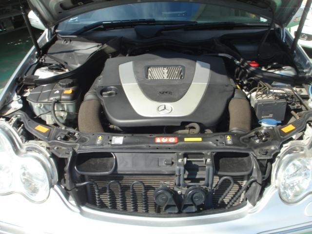 メルセデス・ベンツ M・ベンツ C230ステーションワゴン アバンギャルド V6 2500