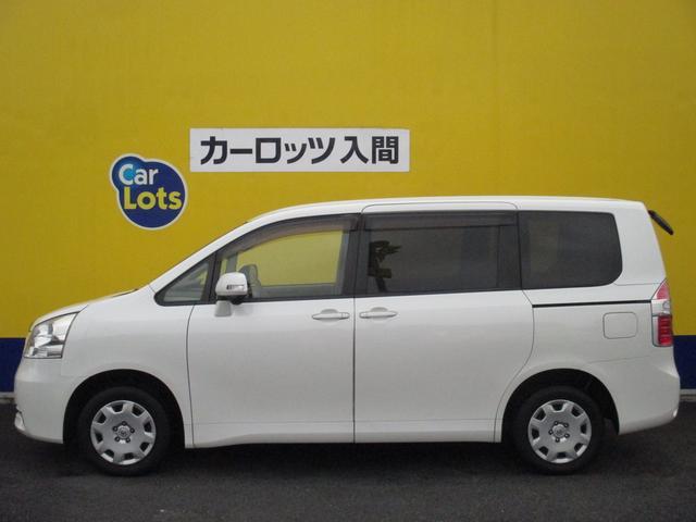 トヨタ ノア X Lセレクション 純正ナビ