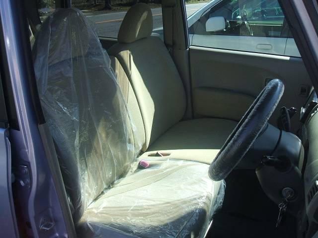 シートの座席部分のヘタレ等無く状態良いシート!!