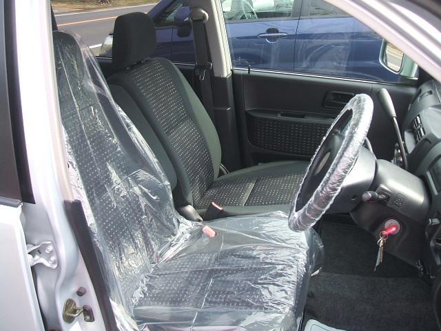 座席部分のヘタレ等無く状態良いシート!