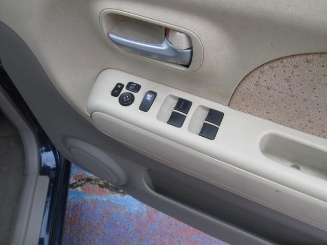 日産 モコ S社外14AWタイチェンABSキーレスバイザーベンチシート