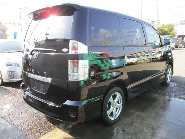 トヨタ ヴォクシー Z 煌2 パワースライドドア HID ナビ Bカメラ