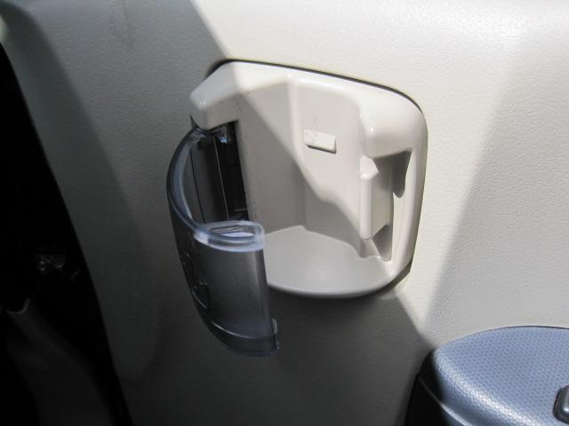 純正ドリンクホルダー装備!後からでも付けられますが、純正なので安定感が違います!