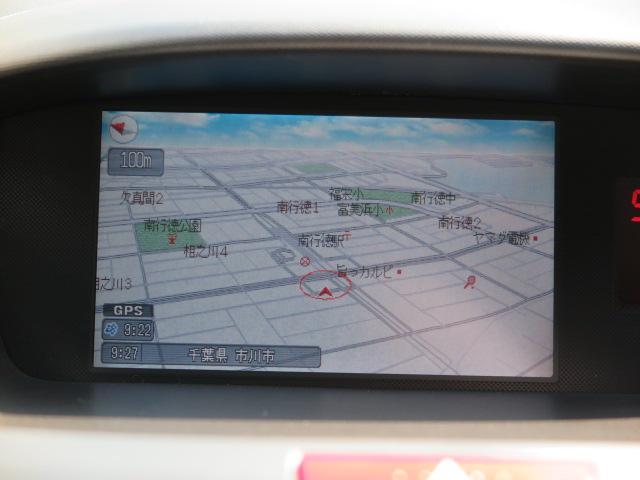 今ではドライブの必需品!!簡単操作の純正HDDナビ搭載です!!