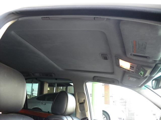 トヨタ セルシオ C仕様 Fパッケージ インテリアセレクション