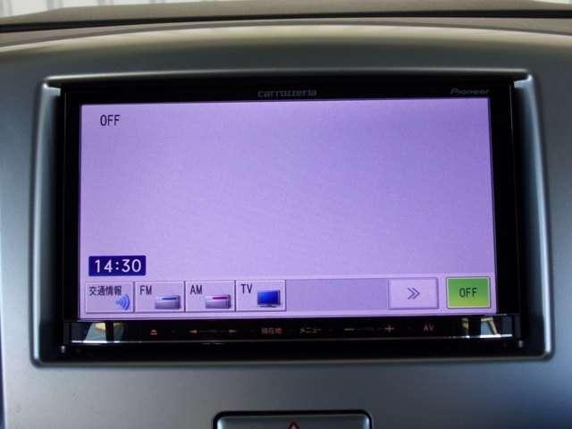 スズキ ワゴンR FX メモリーナビ ETC ワンオーナー