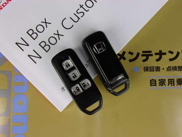 ホンダ N BOXカスタム G・Lパッケージ 純正メモリーナビ Rカメラ ETC