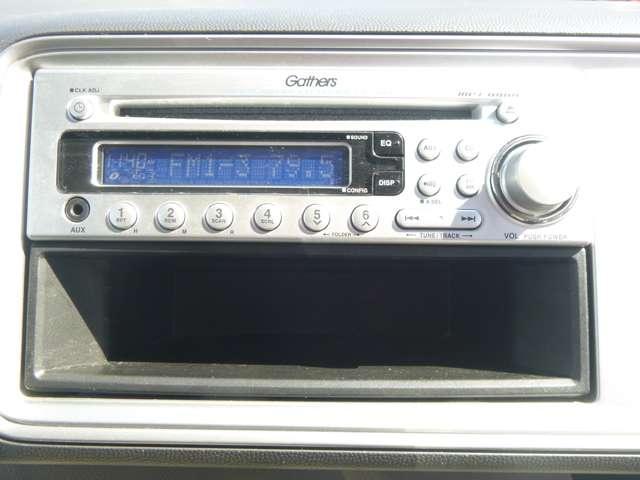 ホンダ ライフ G特別仕様車 HIDスマートスペシャル 純正CDチューナー