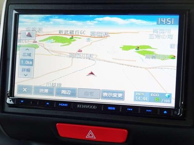 ホンダ N BOX G・ターボLパッケージ 新品ケンウッドメモリーナビ ETC