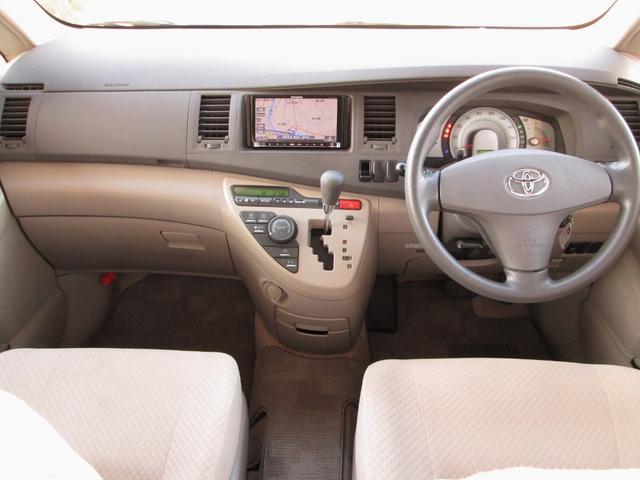 トヨタ アイシス L福祉車両 サイドリフトアップ電動シート パノラマBタイプ