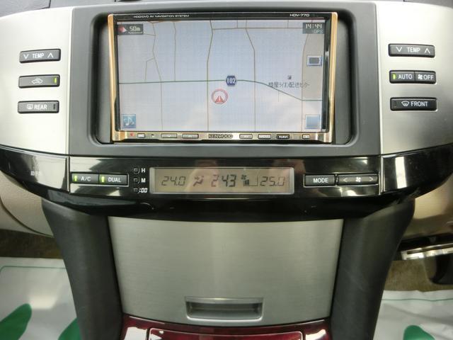 250G Fパッケージリミテッド ・ワンオーナー・HDDナビ(9枚目)