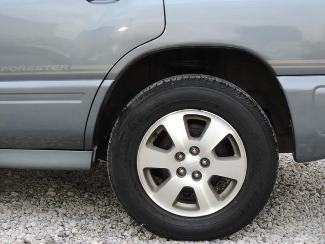 スバル フォレスター S/20リミテッド 4WDサンルーフ付