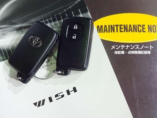 トヨタ ウィッシュ 1.8 X HIDセレクション 純正SDナビRカメラ ETC 1