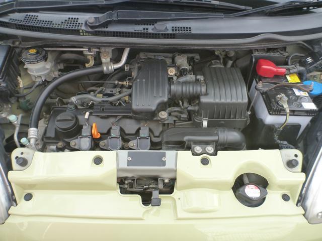 P07Aエンジン 直列3気筒SOHC