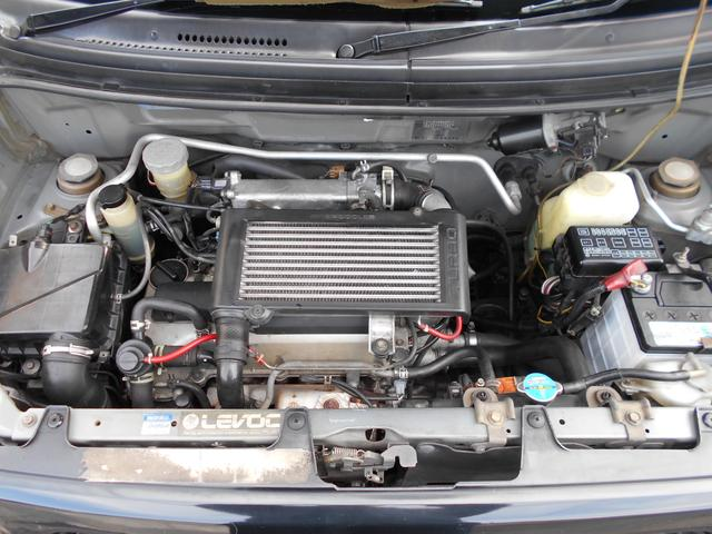 エンジンヘッドOH、ATミッションOH、タービン洗浄後チェック済み、O2センサー交換、エンジンマウント、スタビブッシュ新品交換|д゜)