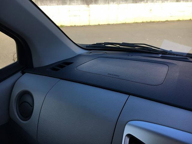 スズキ ワゴンR FA 届出済未使用車 キーレス 盗難防止システム