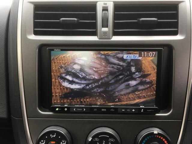 トヨタ ラクティス X キーレス・ナビ・ETC・ワンセグ