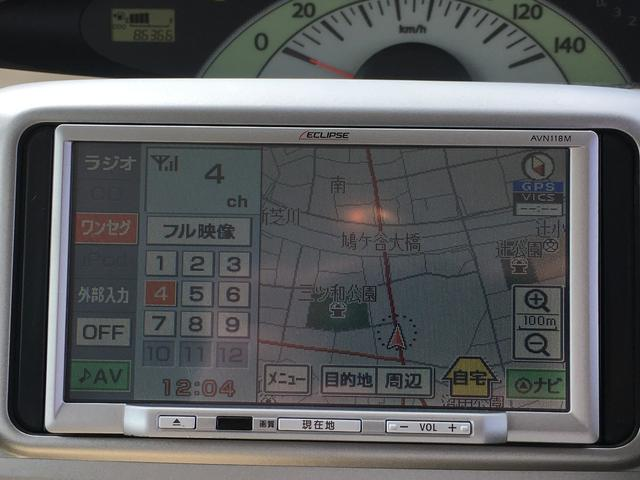 L ナビ ワンセグTV バックカメラ スライドドア キーレス(5枚目)