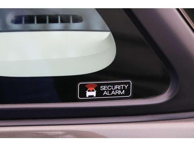 盗難防止に役立つセキュリティ機能も搭載!