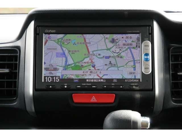 純正インターナビ!リンクUPフリー対応!交通情報・気象情報・防災情報が無料で取得できます!