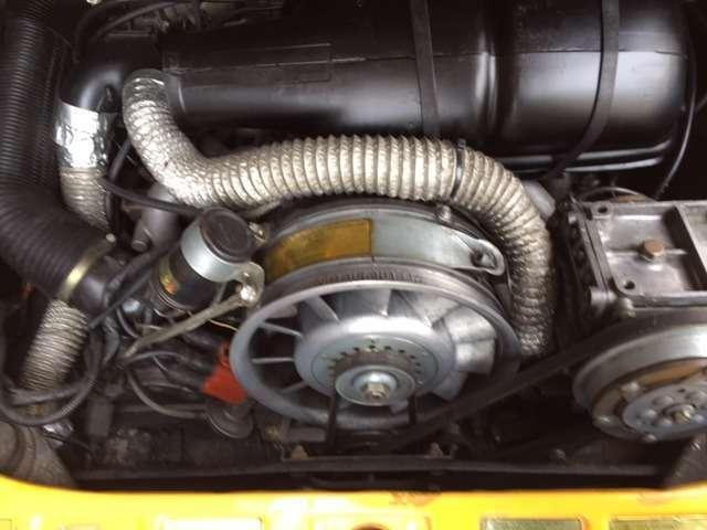 ポルシェ ポルシェ 911SC D車 2.7L スピードイエロー