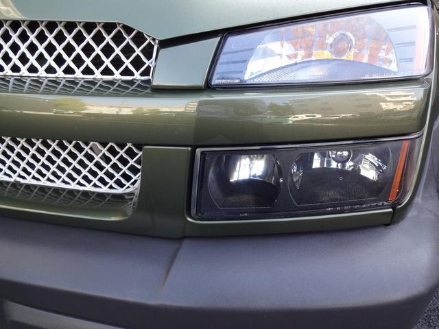 シボレー シボレー アバランチ ノースフェイスパッケージ 限定車 パートタイム4WD