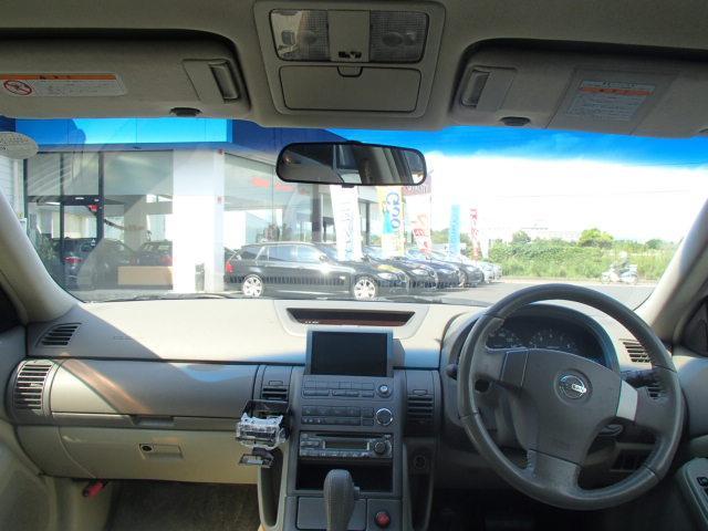 日産 スカイライン 250GTm 純正ナビ HID キーレス 下取車
