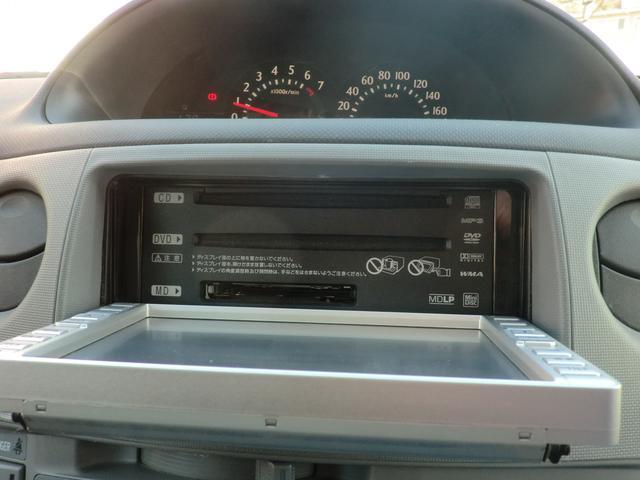 トヨタ シエンタ Xリミテッド ワンオーナー 純正DVDナビ 左側パワスラ