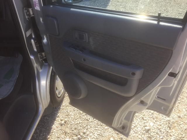 ダイハツ ハイゼットカーゴ クルーズ 4WD PS PW AC MT 両側スライドドア