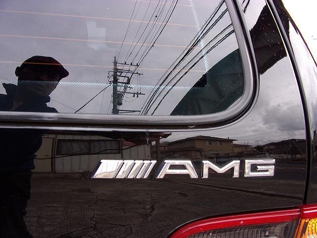 メルセデス・ベンツ M・ベンツ E320SW E55仕様 19AW 黒&赤レザー