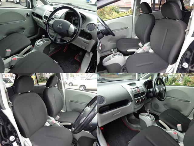 運転席は高さの調整ができるシートアジャスター付です。いちばん高い位置にあわせておけば、小柄な方でもクッションなどを敷かなくても前が見やすくなりますので、より安心して運転していただけますよ。