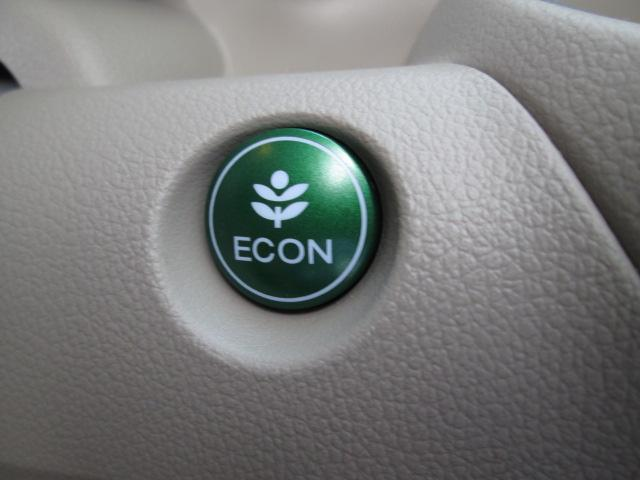 燃費が良いエコアイドリングストップ機能付
