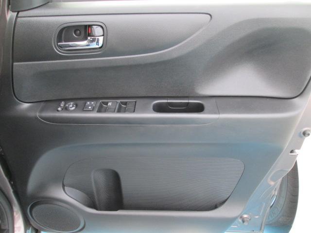 運転席収納BOX