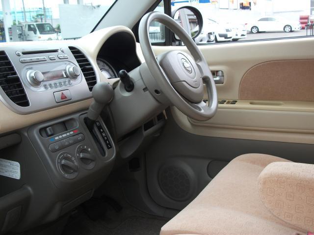 運転しやすい運転席回りにオシャレな内装になっています!長いドライブも安心で楽しさも倍増!!