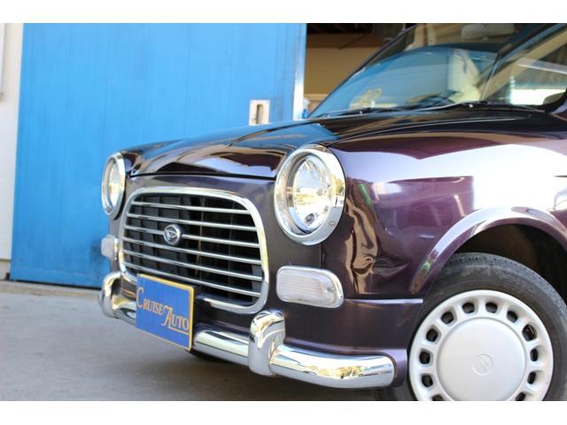 車検たっぷりですぐ乗れる♪オシャレでかわいいお買得軽自動車ミラジーノ♪