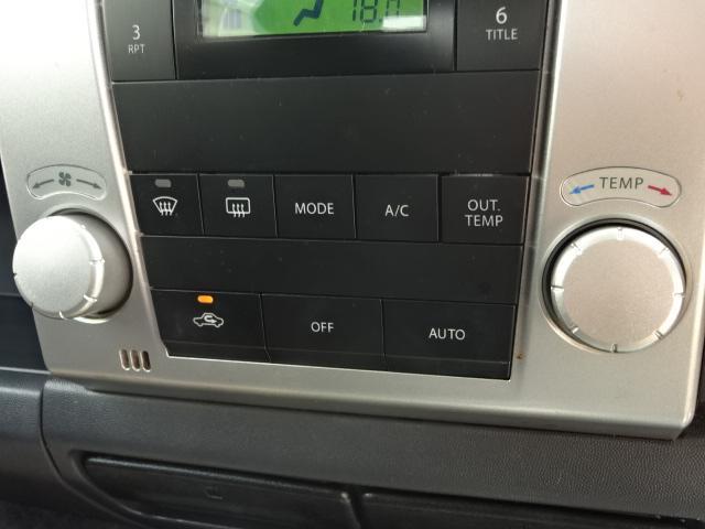 ★エアコンの効きも良好です★また、車内の温度を自動で調節してくれるオートエアコン付きなので快適なドライブができます★