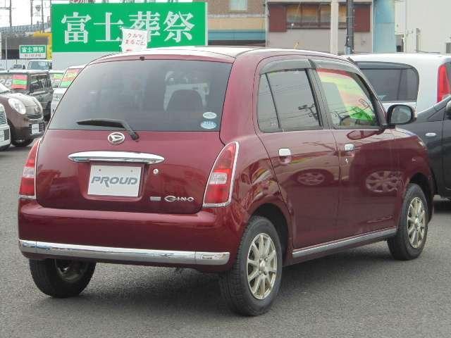 ダイハツ ミラジーノ X 外HDDナビ 外アルミ ウィンカーミラー ABS