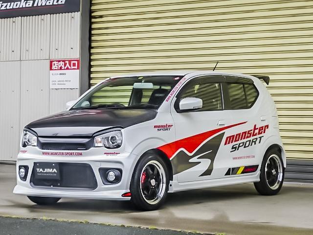 SUZUKI ALTO WORKS BASE GRADE | New Car | WHITE | 0 Km | Details.  Japanese  Used Cars.Goo Net Exchange