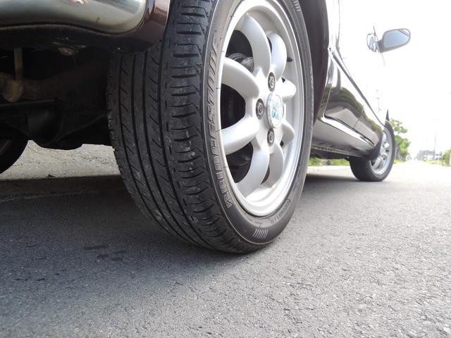 こちらはリアタイヤです。まだまだ安心です♪