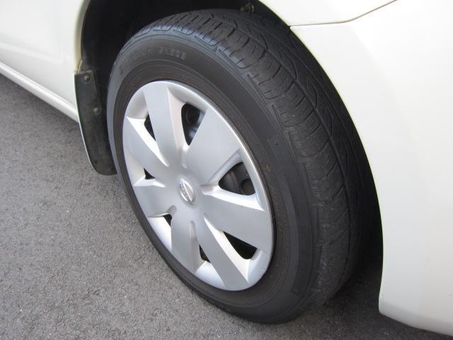 タイヤの溝はまだまだあります