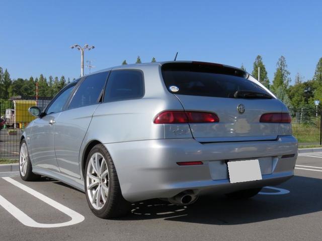 すべてのモデル アルファ ロメオ アルファ156スポーツワゴン v6 24v qシステム : chukosya-ex.jp