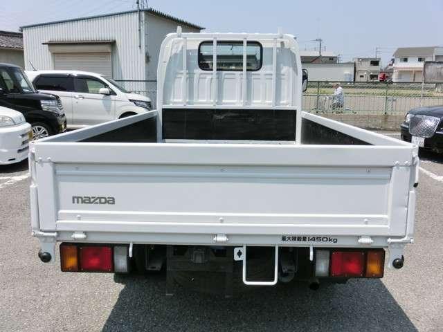 ■荷台積載量1450kgになります。■