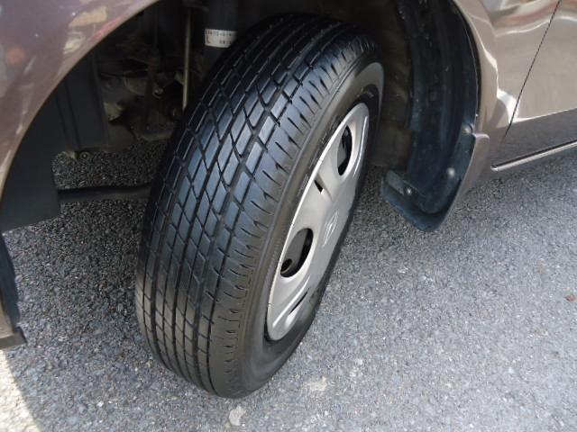 タイヤの山もOKです! 安心してお乗り下さい!