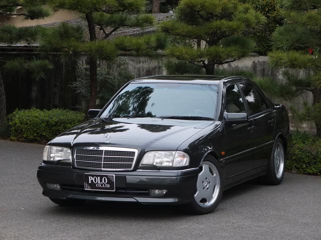 1995年 AMGC36 実走行33,000KM!美車